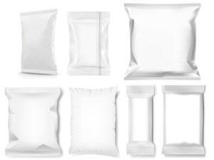 Envase Flow pack